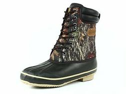 PRO LINE Men's HUNTING and SPORT Waterproof Insulated Brown