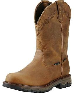 Ariat Men's Insulated Conquest Waterproof Pull-On Hunting Bo