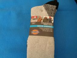 Men's Thermal Socks from Dickies NWT Boot Crew Cotton Blend