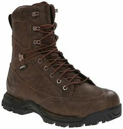 Danner Men's Pronghorn 8 Inch All Leather Hunting Boot Brown