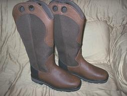 Mens 10 Snake Boots Snake Proof Snake Bite Proof Boots Water