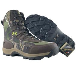 Mens Under Armour Boots Size 9 Brow Tine 800G Hunting GTX Go