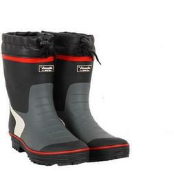 Mens Hunting Fishing Non-Slip Wellington Wellies Rain Rubber