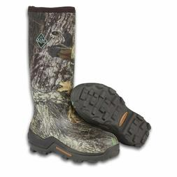 Muck Mens Woody Elite Camo Insulated Hunting Rubber Boots Un