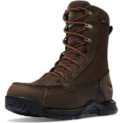 "New Danner Men's 45026 Sharptail 8"" Dark Brown Gore-Tex Wate"