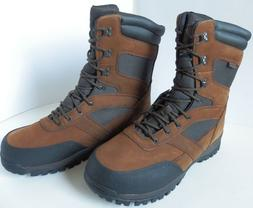 """New MEN'S Herman Survivor Hunting 8"""" WP AO Leather Boots, In"""