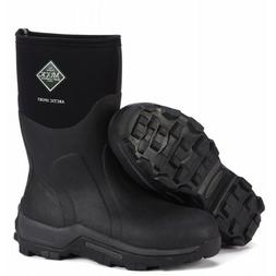 NEW Muck Arctic Sport MID ASM-000A Black Extreme Ice Fish Hu