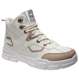 Outdoor Sports Hiking Boots Fashion Martin Boots  Men's Hunt