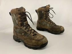 DANNER Pronghorn Hunting Boots 10 D Mens GoreTex Leather Cam