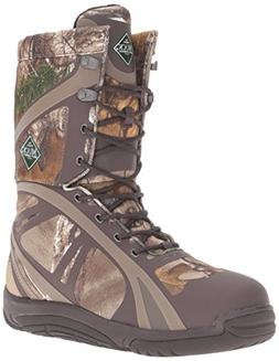 Muck Boot Men's Pursuit Shadow Lace Mid Hunting Shoes, Realt