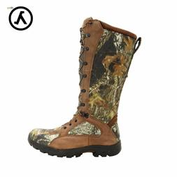 ROCKY PROLIGHT WATERPROOF SNAKE PROOF HUNTING BOOTS 1570 * A
