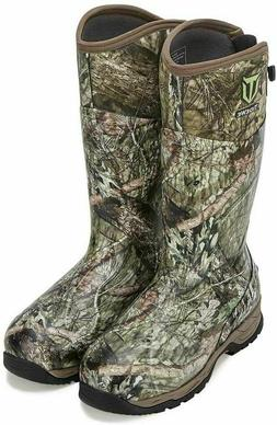 TIDEWE Rubber Hunting Boots w/ 800g Insulation,Waterproof,Mo