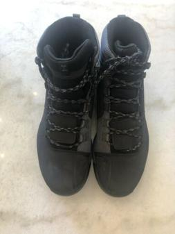Under Armour UA Tactical Hiking Hunting Boots Black 3021367-