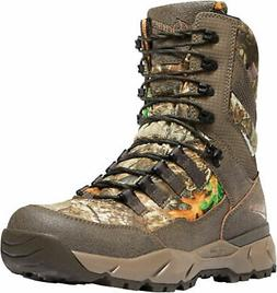 Danner Vital Mens Realtree Edge Leather 8in WP Hunting Boots
