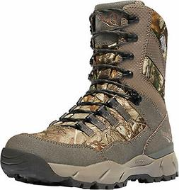 Danner Vital Mens Realtree Xtra Leather 8in WP Hunting Boots