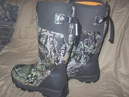 Womens 11 Hunting Boots Insulated Snow Boots Waterproof LaCr