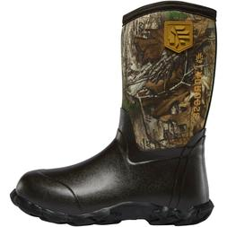 Lacrosse Youth 610245 Lil' Alpha Lite Realtree Xtra 5MM Shoe