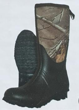 Youth Hunting Boots Itasca Everglades 100% Waterproof 4MM Ne